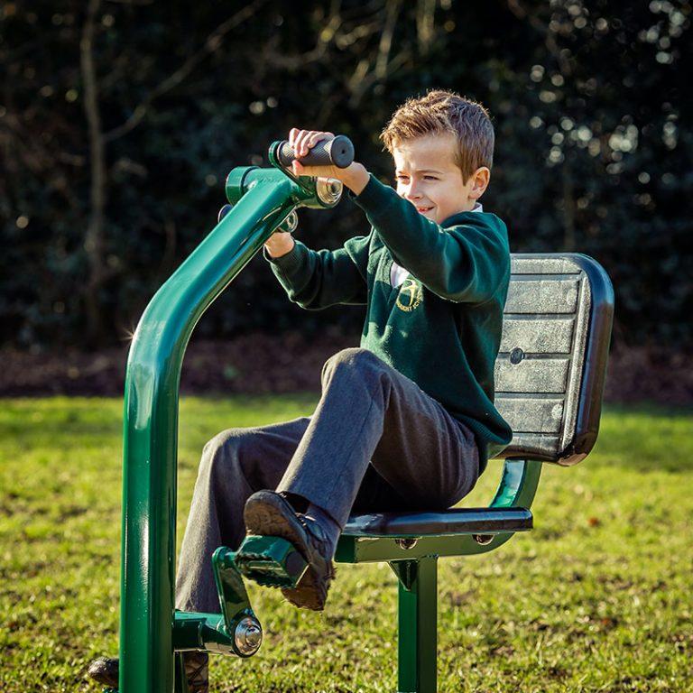 Children's Arm & Pedal Exercise Bike