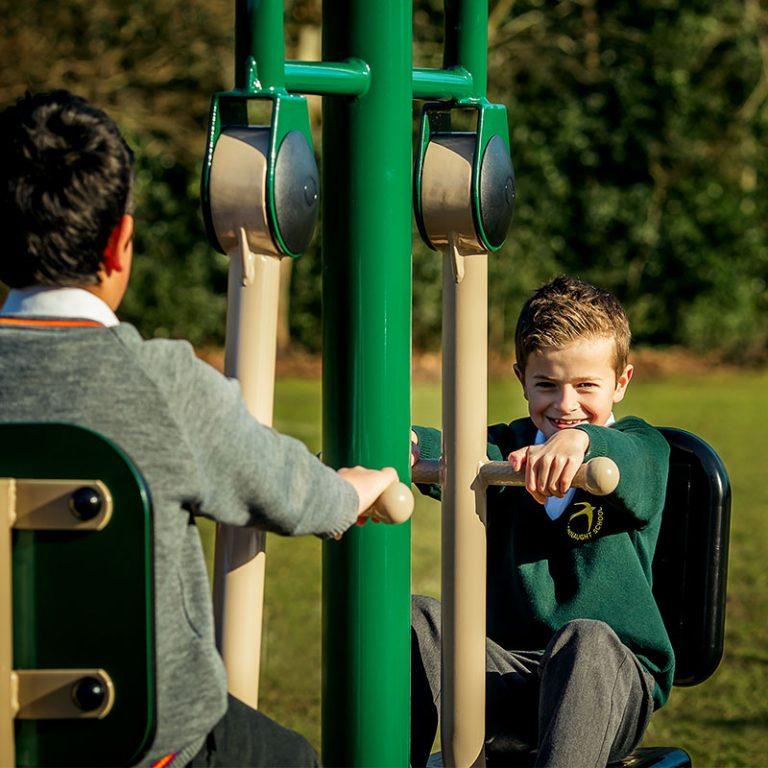 Children's Seated Leg Press