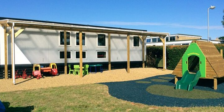 Creating an Early Years Play Area