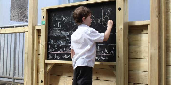 Linking Learning and Outdoor Play