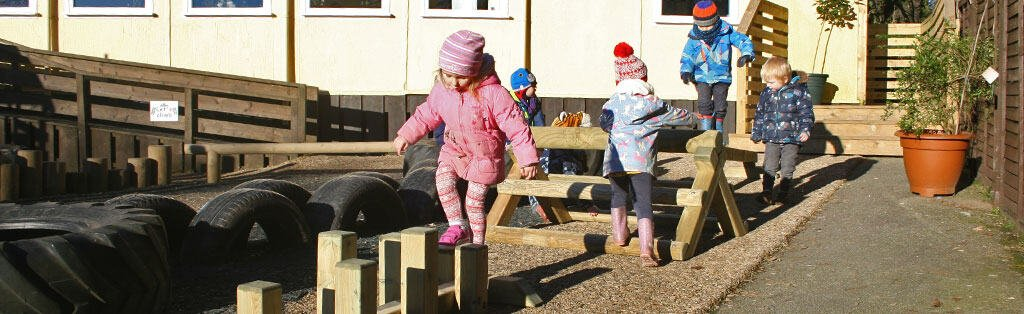 Keep Children Active - Early Years Little Movers