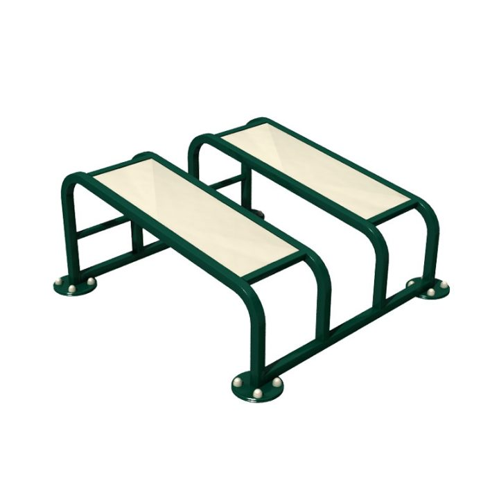 Young Adult Double Sit Up Bench