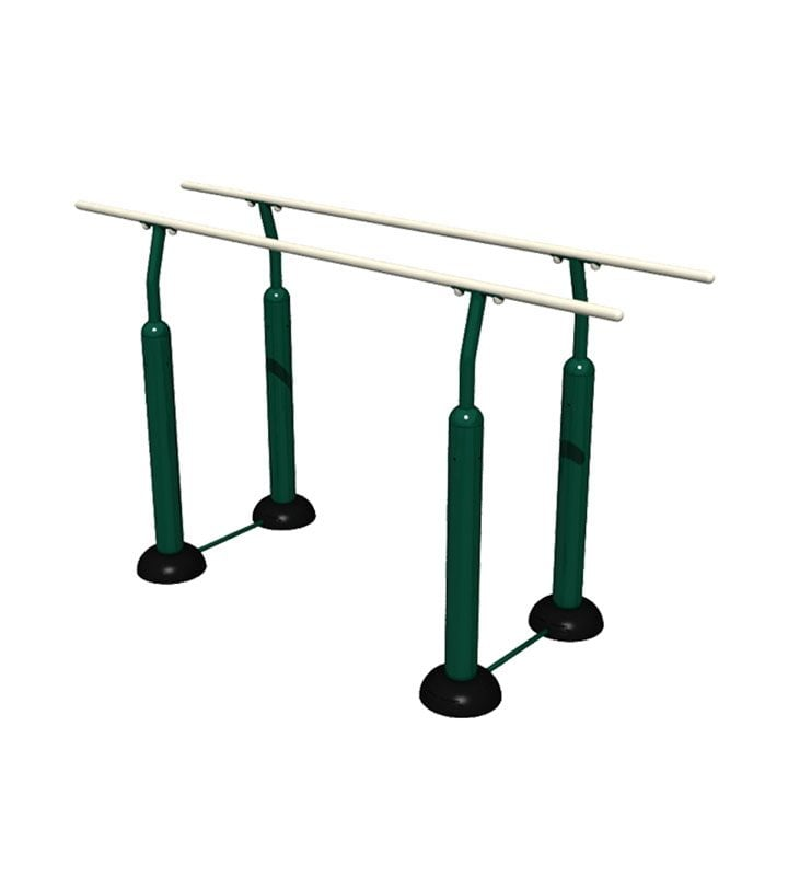 Young Adult Parallel Gym Bars