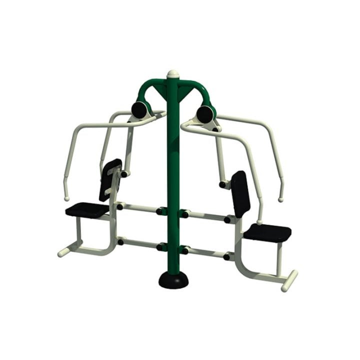 Young Adult Seated Chest Press