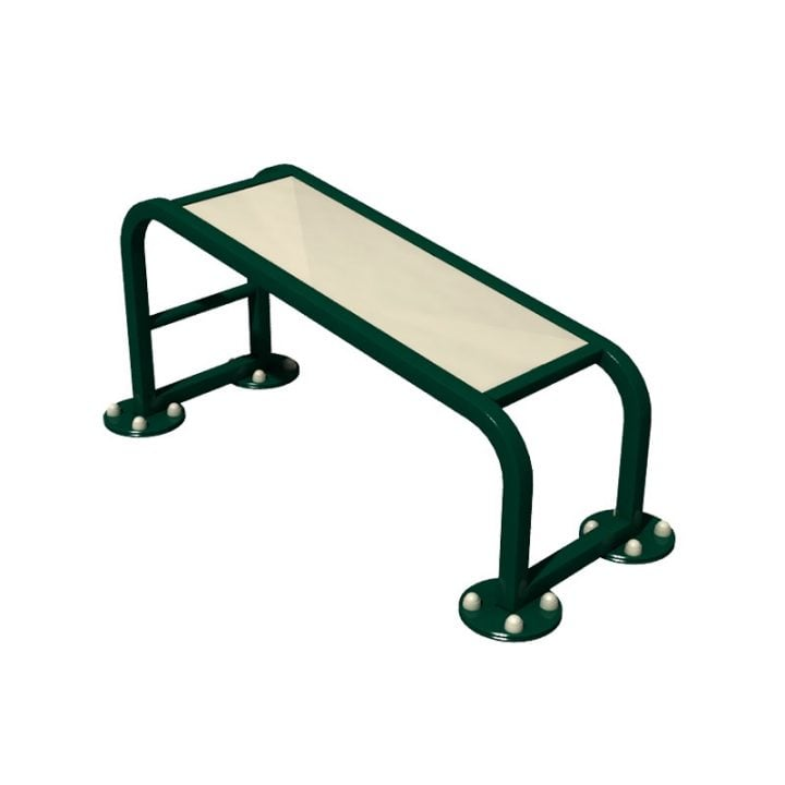 Young Adult Sit Up Bench