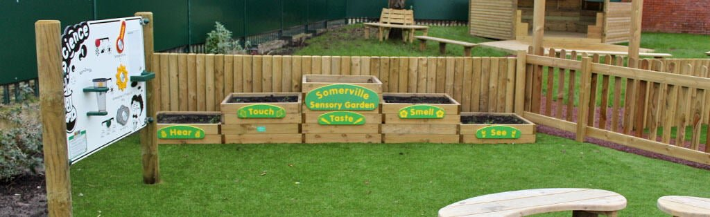 Sensory and Inclusive Playgrounds