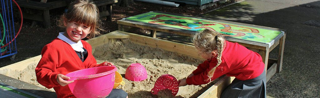 Messy Play - Sand Pit