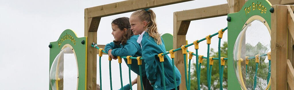 Tor Bridge - Active Play Towers