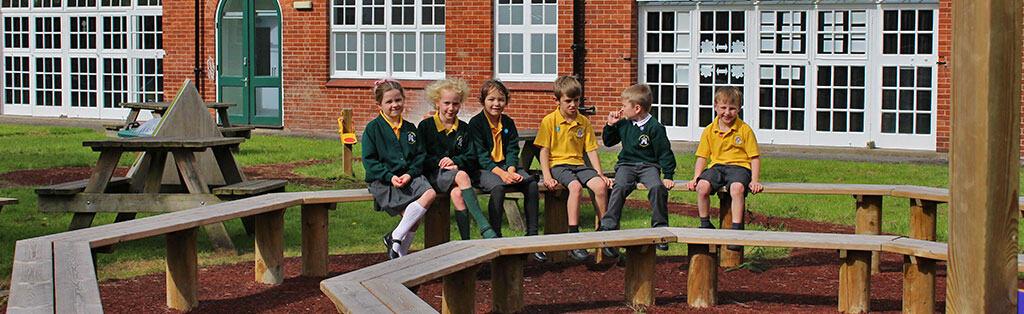 Communication Play - Amphitheatre Seating