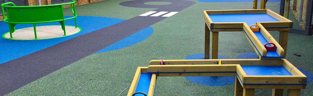 Imitative Play - Water Tray