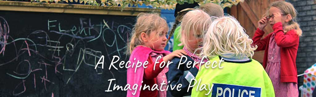 Gain the Mental Benefits of Imaginative Play