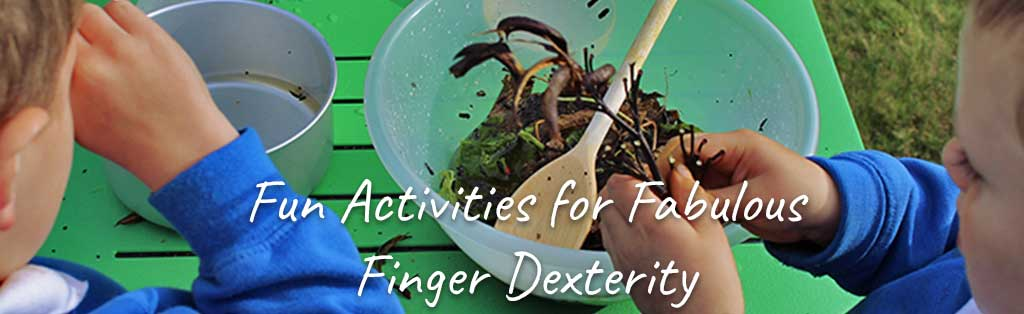 Learn the Physical Benefits of Finger Dexterity