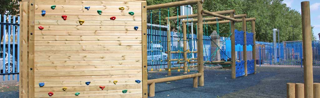 Building Strength with Climbing Walls