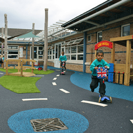 Early Years - Surfacing, Safety and Textures
