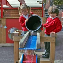 SEND Playground Equipment - Tactile Play