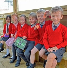 Inspirational Play & Learning - Outdoor Classrooms