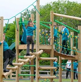 Inspirational Play & Learning - Climbing