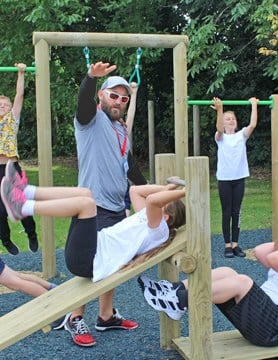 Inspirational Play & Learning - Gym Equipment