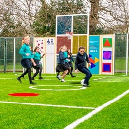 MUGA - Multi Use Games Areas