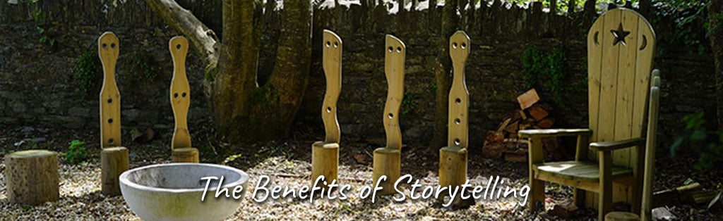 The Benefits of Storytelling Blog Post