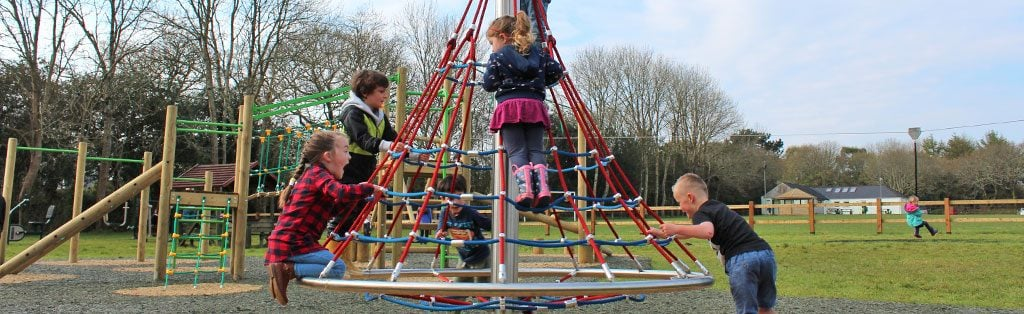 Gwennap's Play Park Success