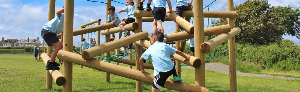 Increasing Physical Health and Fitness with Active Play