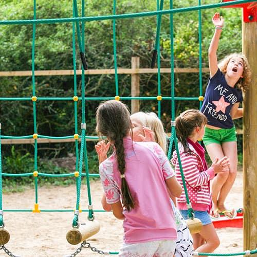 Gunvenna Holiday Park - Climbing Challenges