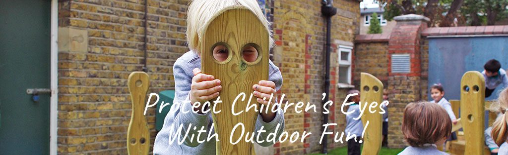 Protect Children's Eye with Outdoor Fun