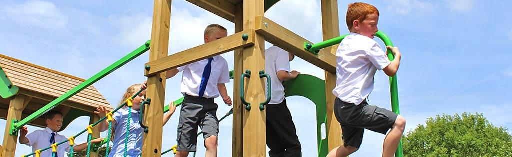 Active Challenges for Children