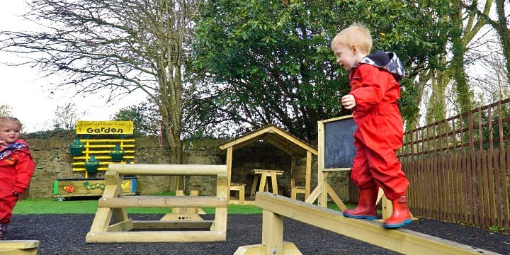 Our Freestanding EYFS Little Movers Range