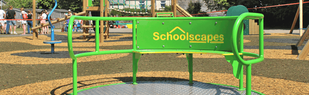 Physical Play - Inclusive Roundabout