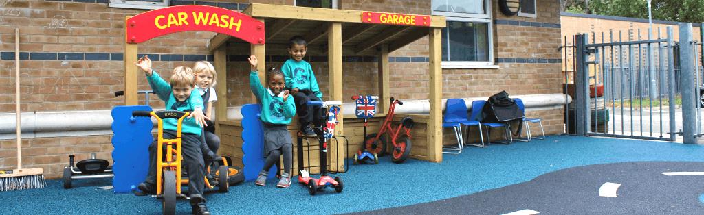 Playtime Garage