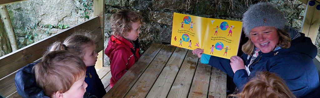 Versatile Shelters - Schoolscapes Undercover Picnic Bench